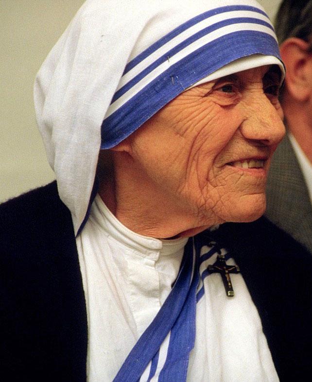 20 заповідей Матері Терези