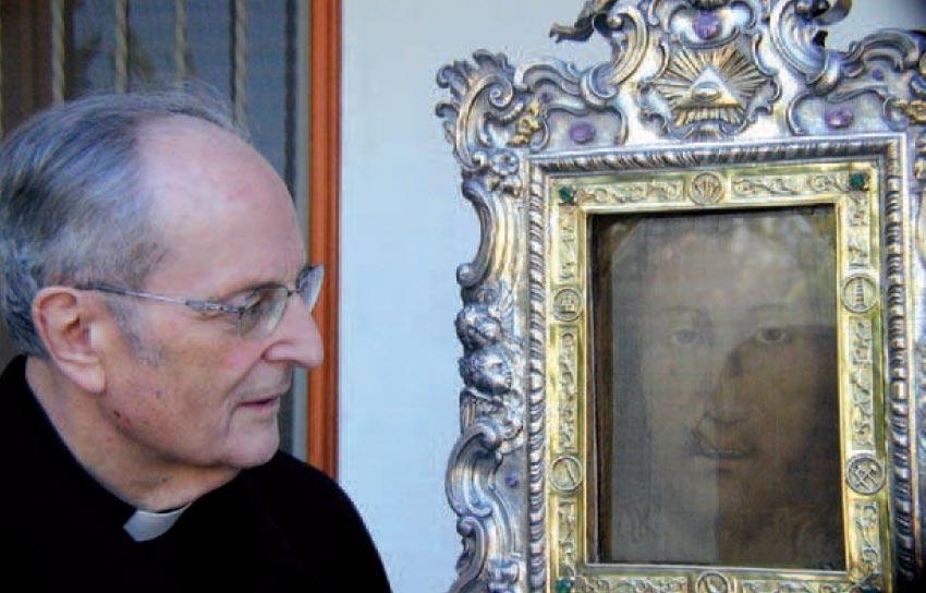платок из Монопелло, называемый тогда «платком Вероники»