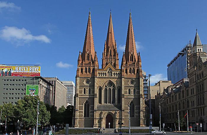 Картинки по запросу Кафедральный Собор Святого ПавлаАвстралии