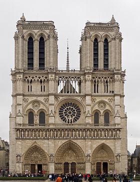 собор парижской богоматери фотографии
