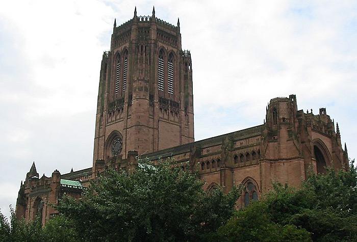 Ливерпульский собор, Ливерпуль, Великобритания