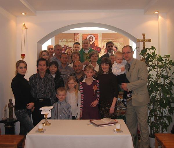 католики Казахстана