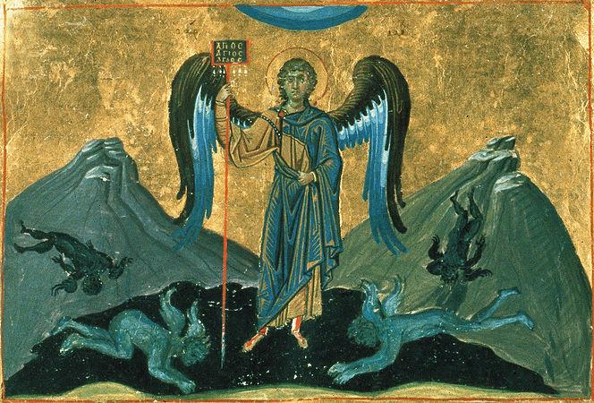 Проповіді на свято Архистратига Михаїла та усіх безтілесних сил