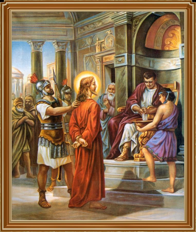 круто, картинки хорошего разрешения иисус перед пилатом аристократов стиль быстро
